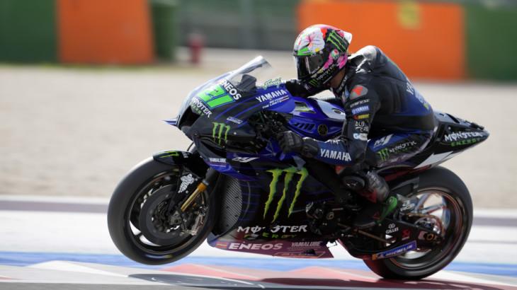 MotoGP2021アメリカズGP フランコ・モルビデッリ「パフォーマンスを引き上げていきたい」