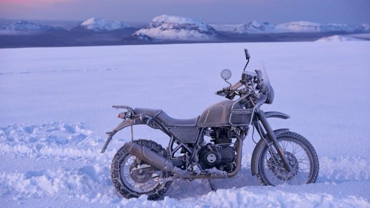 世界初、Royal Enfieldがモーターサイクルによる南極走破プロジェクトを11月に始動