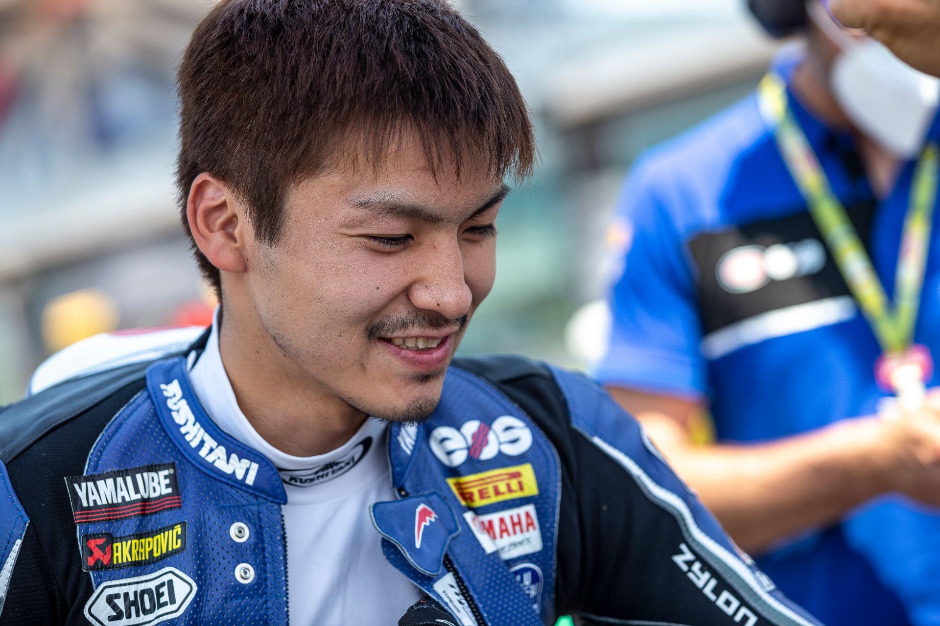 野左根航汰 来年もFIM スーパーバイク世界選手権(SBK)に参戦が決定