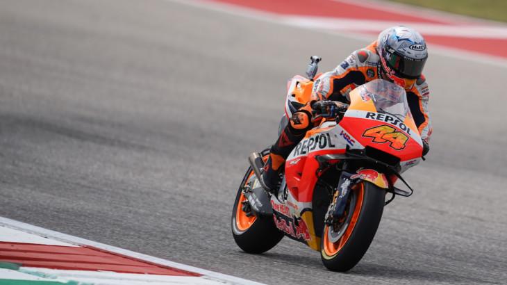 MotoGP2021アメリカズGP 10位ポル・エスパルガロ「今回の状況では何も出来なかった」