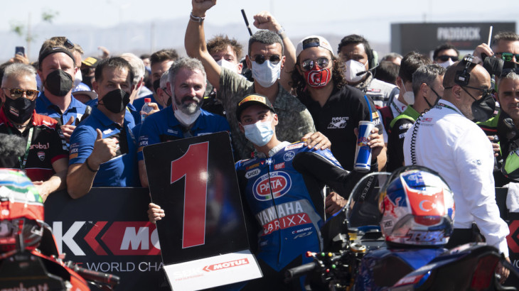ピレリ(Pirelli)レースレビュー FIM スーパーバイク世界選手権(SBK)アルゼンチン戦レース1