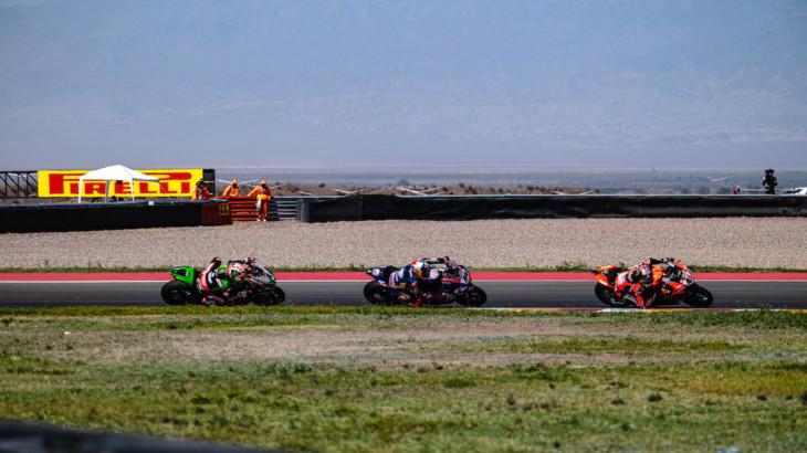 ピレリ(Pirelli)レースレビュー FIM スーパーバイク世界選手権(SBK)アルゼンチン戦スーパーポールレース、レース2